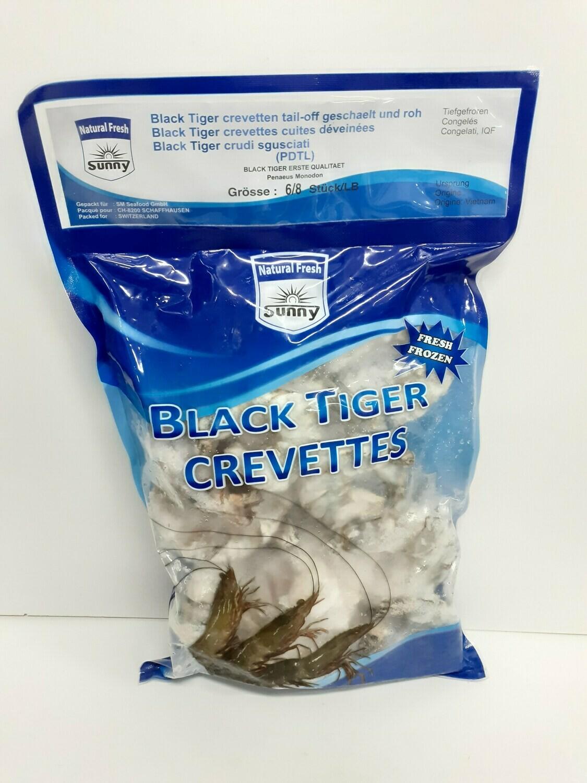 Black Tager Crevettes SUNNY 720 g