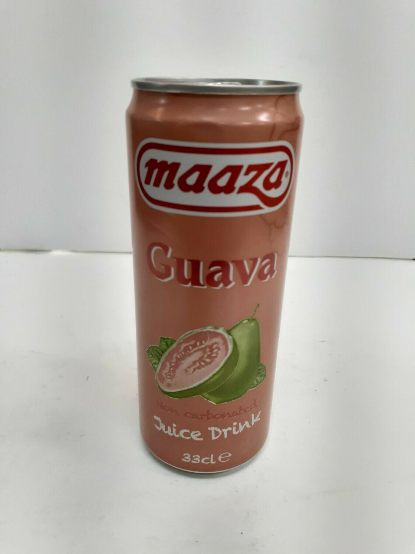 Guava Juice Drink MAAZA 33 cl