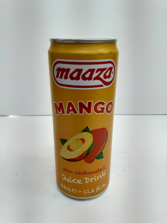 Mango Juice Drink MAAZA 33 cl