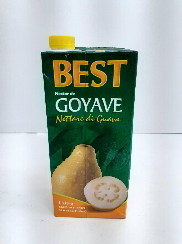 Nactar de Goyave BEST 1 L