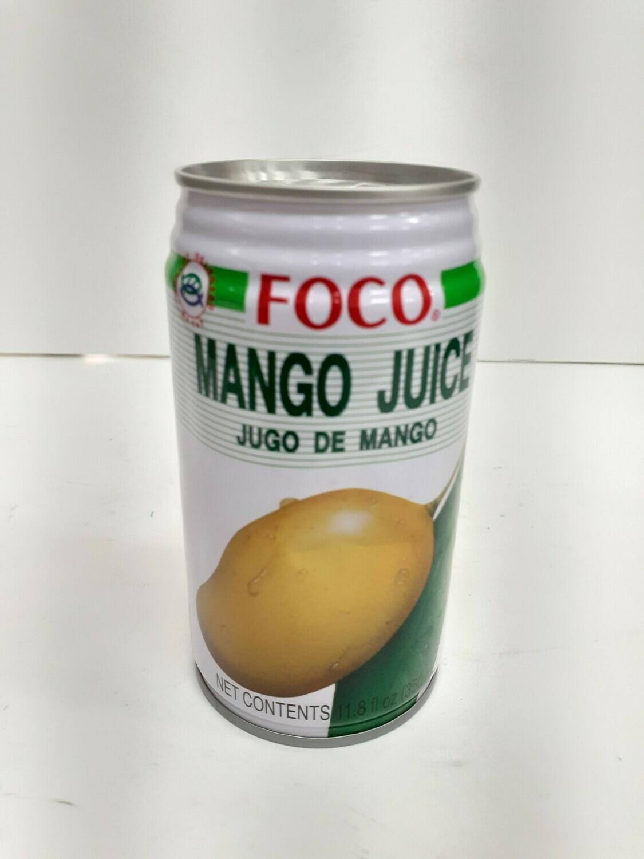 Jus de Mangue FOCO 350 ml