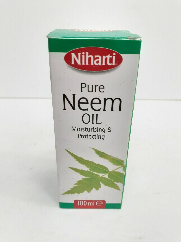 Pure Neem Oil NIHARTI 100 ml