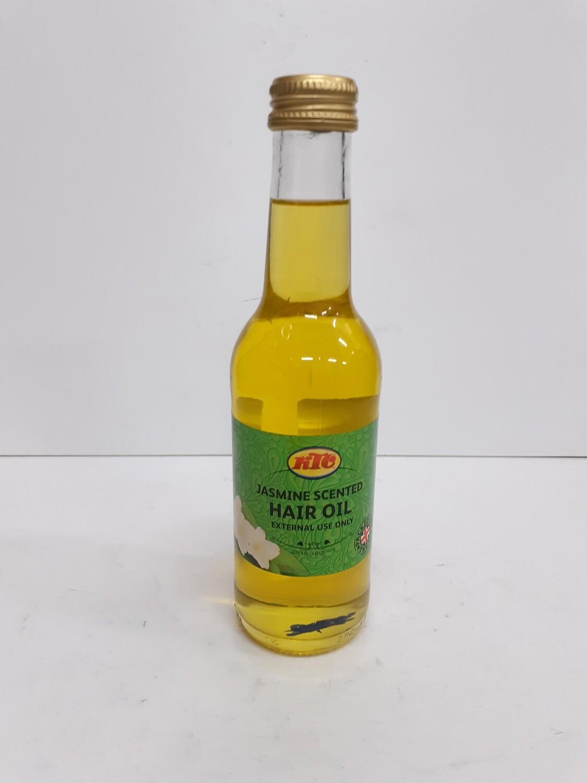 Jasmin Scented Hair Oil KTC 250 ml