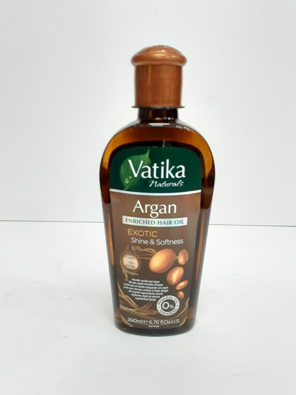 Argan enriched Hair Oil VATIKA 200 ml