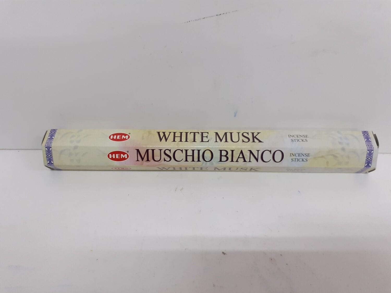 Muschio Blanco Insence Sticks HEM