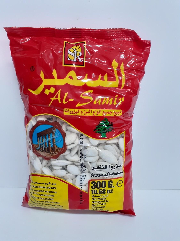 Graine de Citrouille Grille et Sale AL-SAMIR 300 g