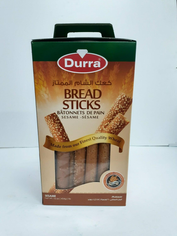 Bread Sticks Sesame DURRA 454 g