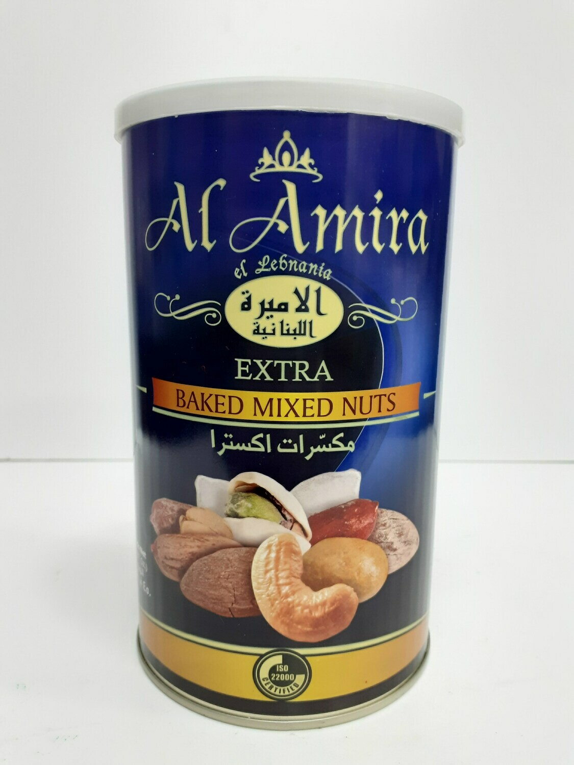 Extra Backed Mixed Nuts AL AMIRA 450 g