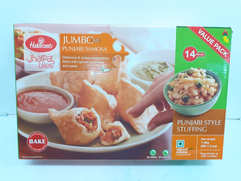 Jumbo Punjabi Samosa SPRING HOME 1.4Kg