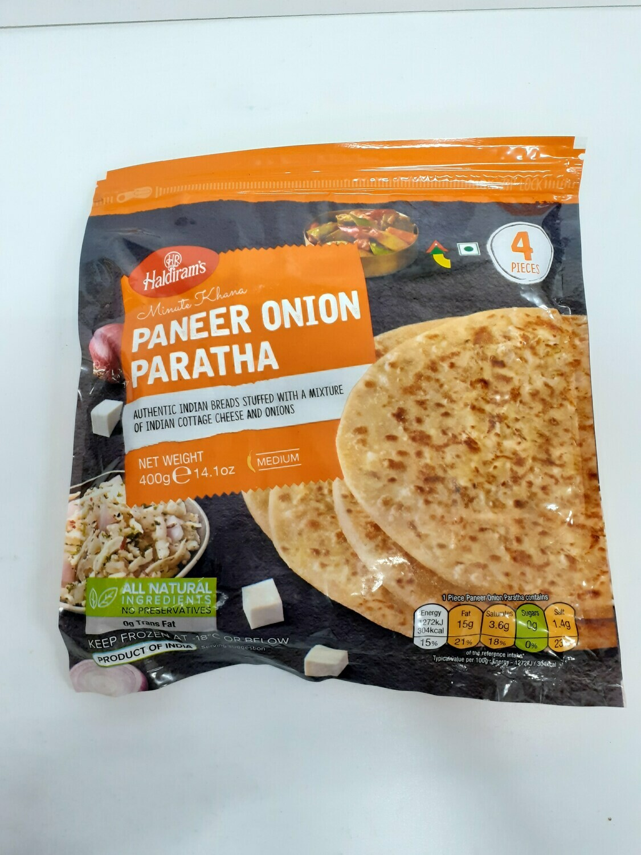 Paneer Onion Paratha HALDIRAM`S 400 g