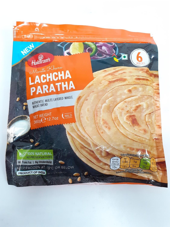 Lachcha Paratha HALDIRAM`S 360 g