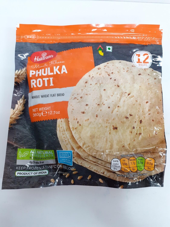 Phulka Roti HALDIRAM`S 360 g