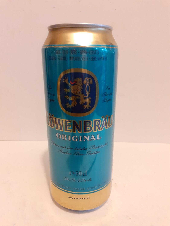 Lowenbrau ORIGINAL 50 cl/5,2 % alc