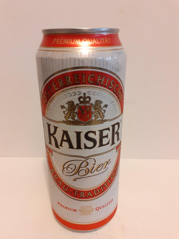 Kaiser Bier 0.5 L/5.0 % alc