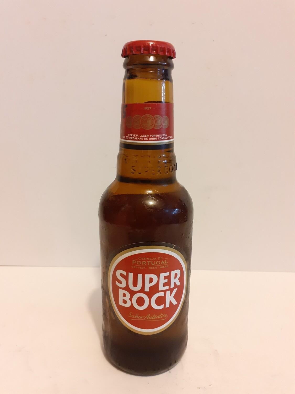 Super Bock 25 cl/5,2 % alc