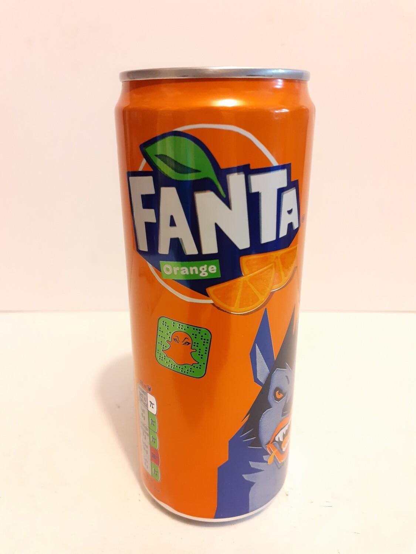 Orange FANTA 330 ml