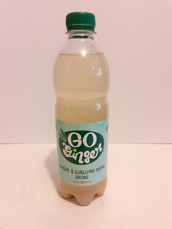 Ginger & Curcuma Drink GO GINGER 50 cl
