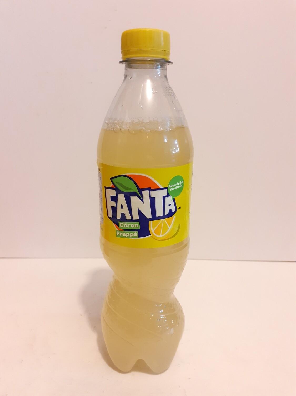Citron Frappe FANTA 500 ml