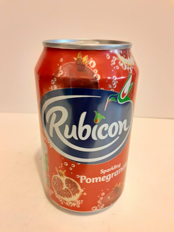Sparkling Pomegranate RIBICON  330 ml