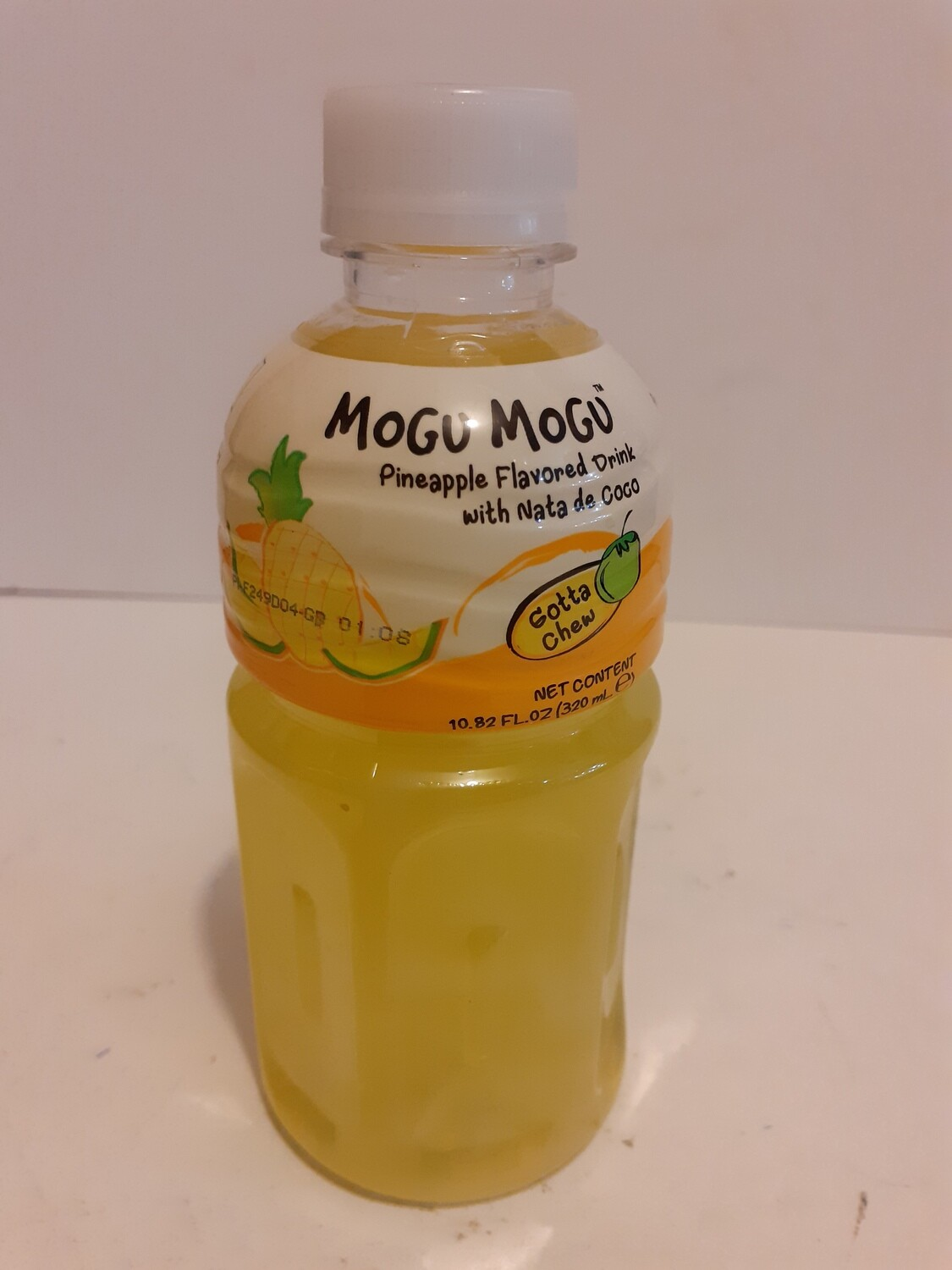 Pineapple flavored Drink with Nata Coco 320 ml