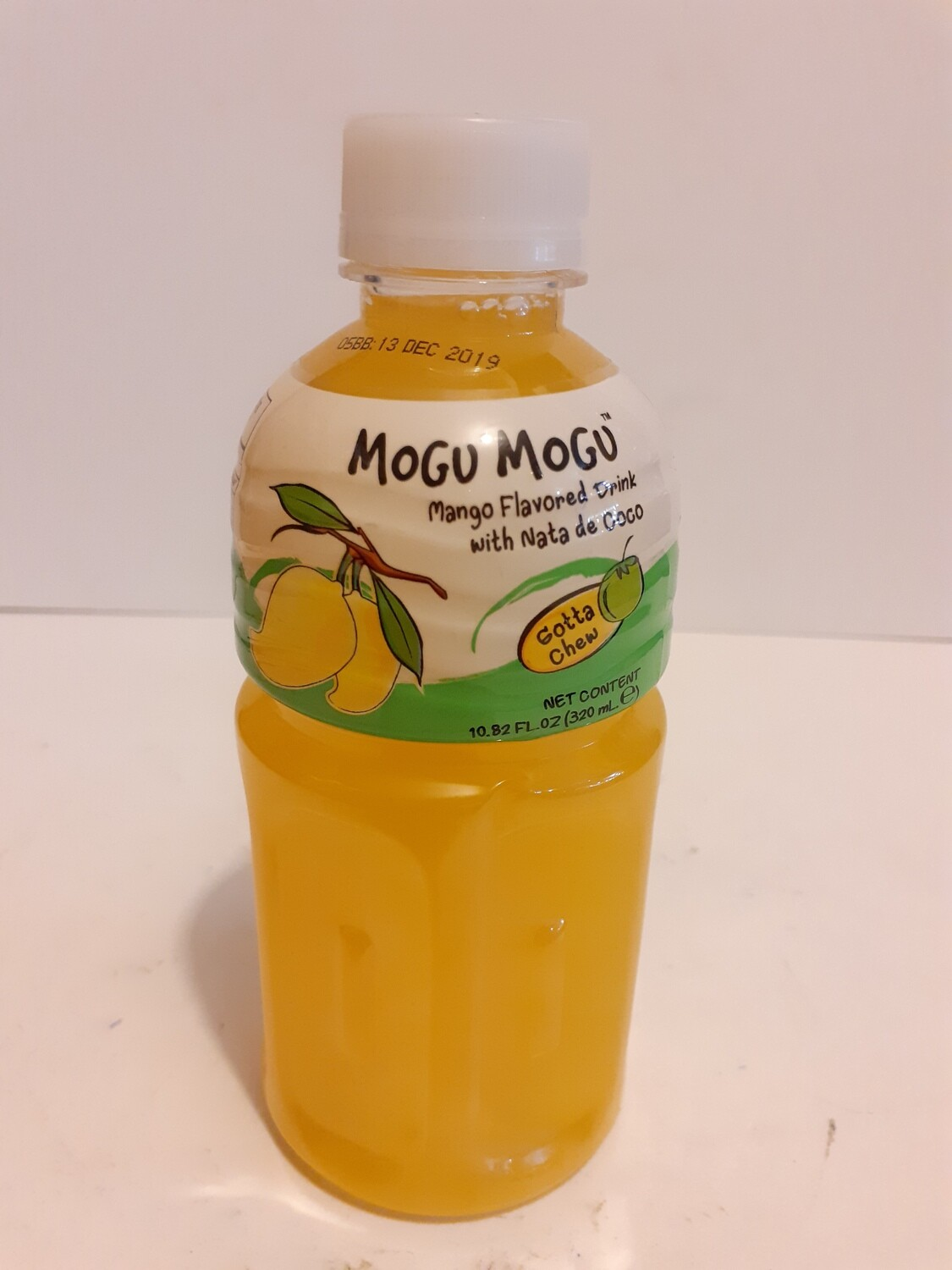 Mango flavored Drink with Nata Coco 320 ml