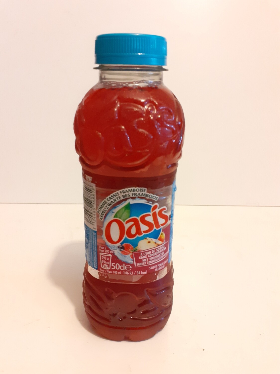 Pomme Cassis Framboise OASIS 50 cl