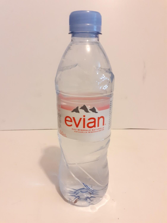 Eau Minerale Naturale EVIAN 50 cl