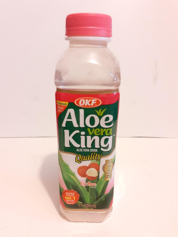 Aloe Vera Drink Lychee OKF 500 ml