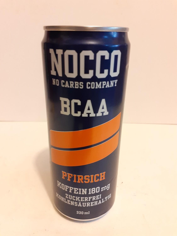 Pfirsich BCAA NOCCO 330 ml