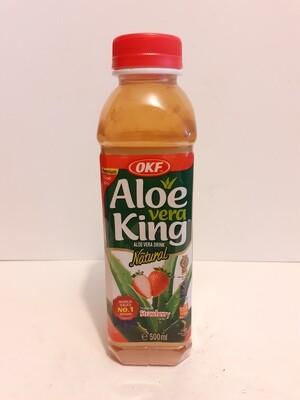 Aloe Vera King Strawberry OKF 500 ml