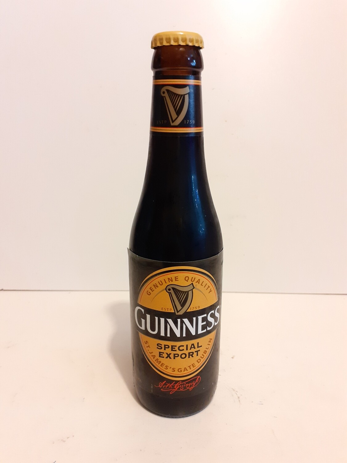 Special Export GUINNESS 33 cl