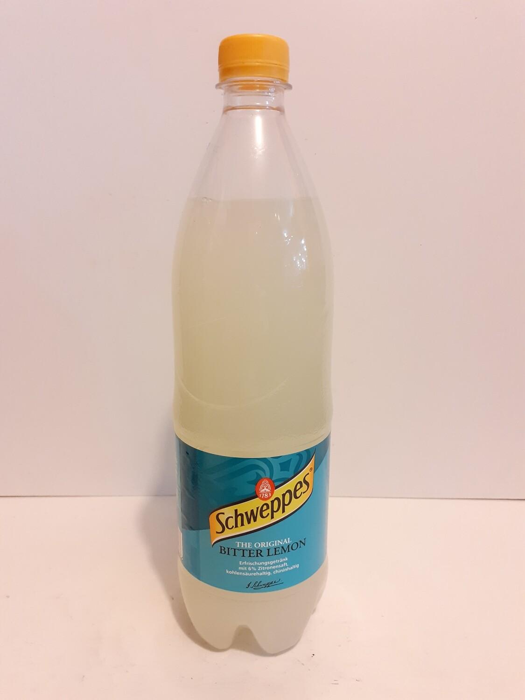 Bitter Lemon Schweppes 1L