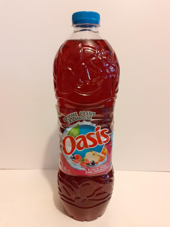 Pomme Cassis Framboise OASIS 2 L