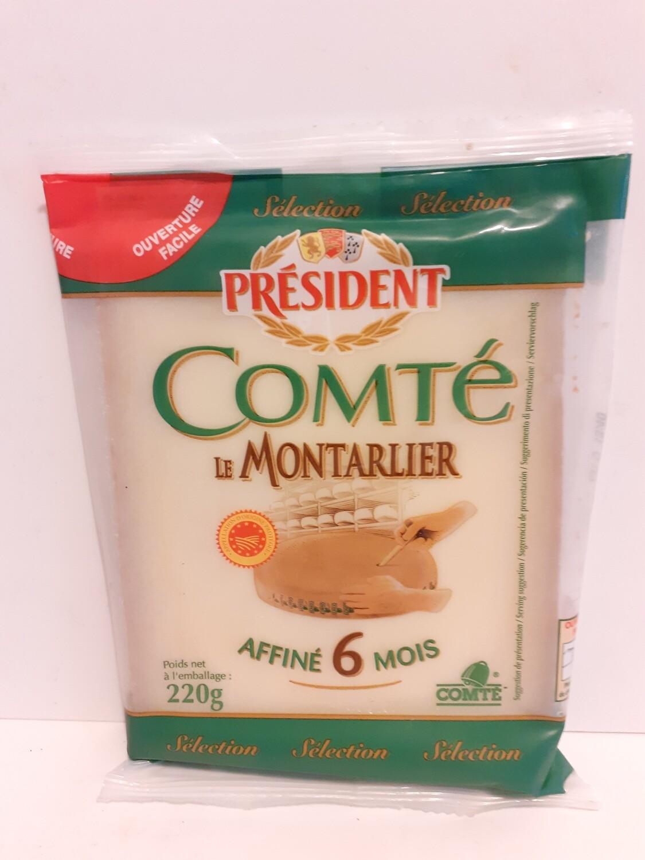 Comte le Montarlier PRÉSIDENT 220 g