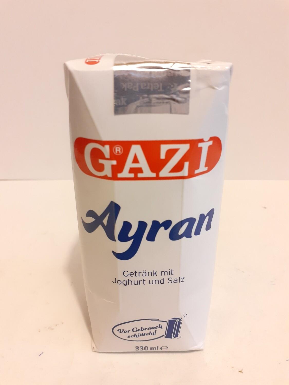 Ayran GAZI 330 ml