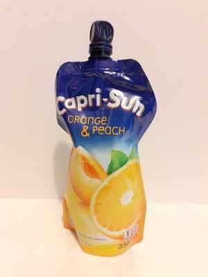 Capri-Sun Orange & Peach 33cl