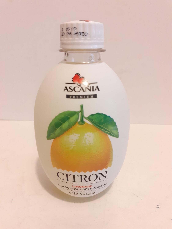 Limonade ASCANIA 33 cl