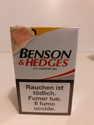 BENSON & EDGES
