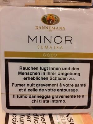 MINOR Sumatra Gold DANNEMAN