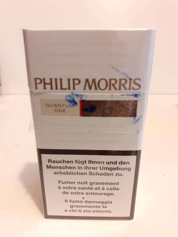 PHILIP MORRIS Quantum one