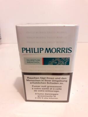 PHILP MORRIS Quantum Menthol
