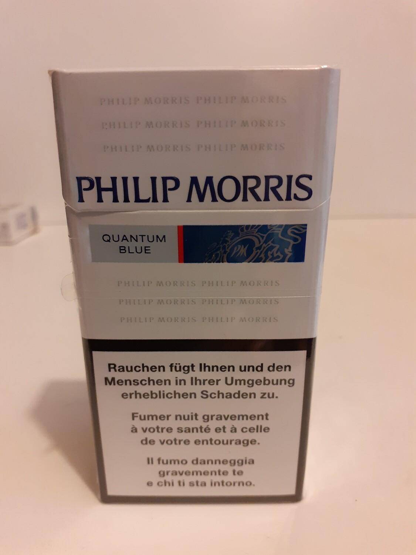 PHILIP MORRIS Quantum Blue