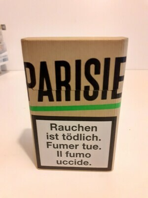 Parisienne verte