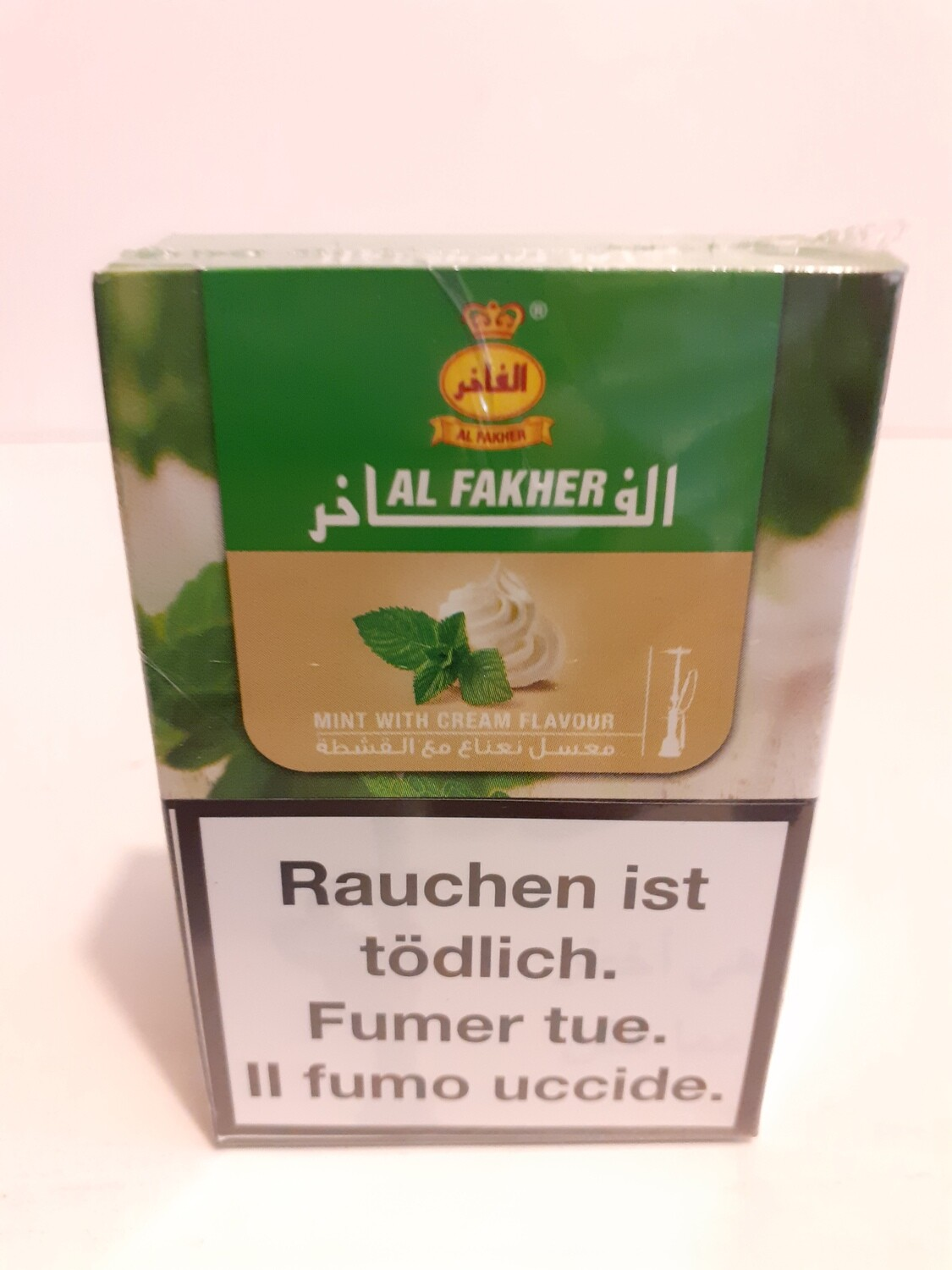 Mint with Cream Flavour AL FAKHER