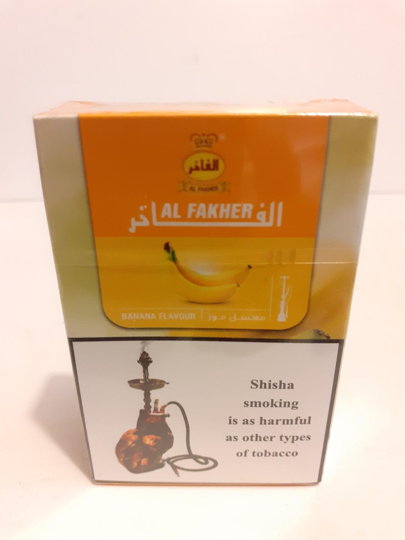 Shisha Smoke Banana Flavour AL FAKHER