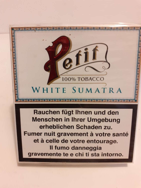 White Sumatra Tobacco PETIT