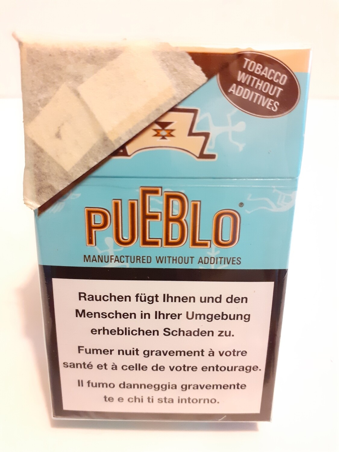 Tobacco Without Additives PUEBLO
