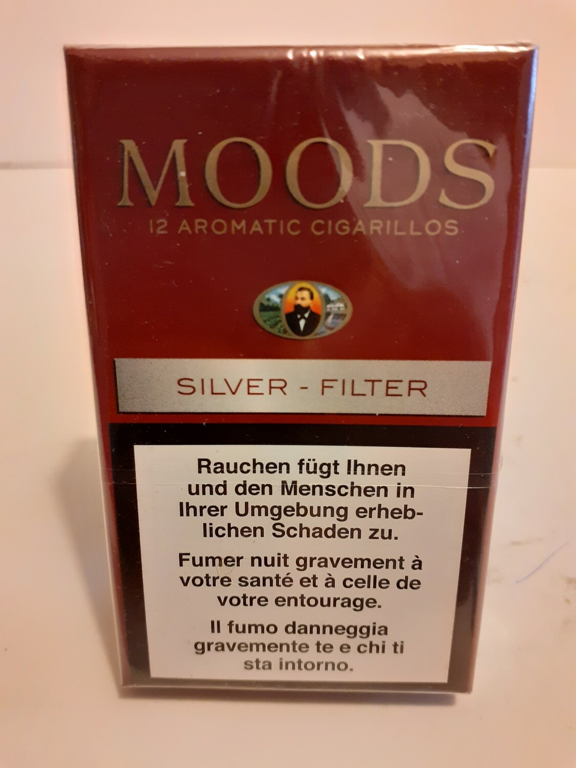 Silver Filter MOODS