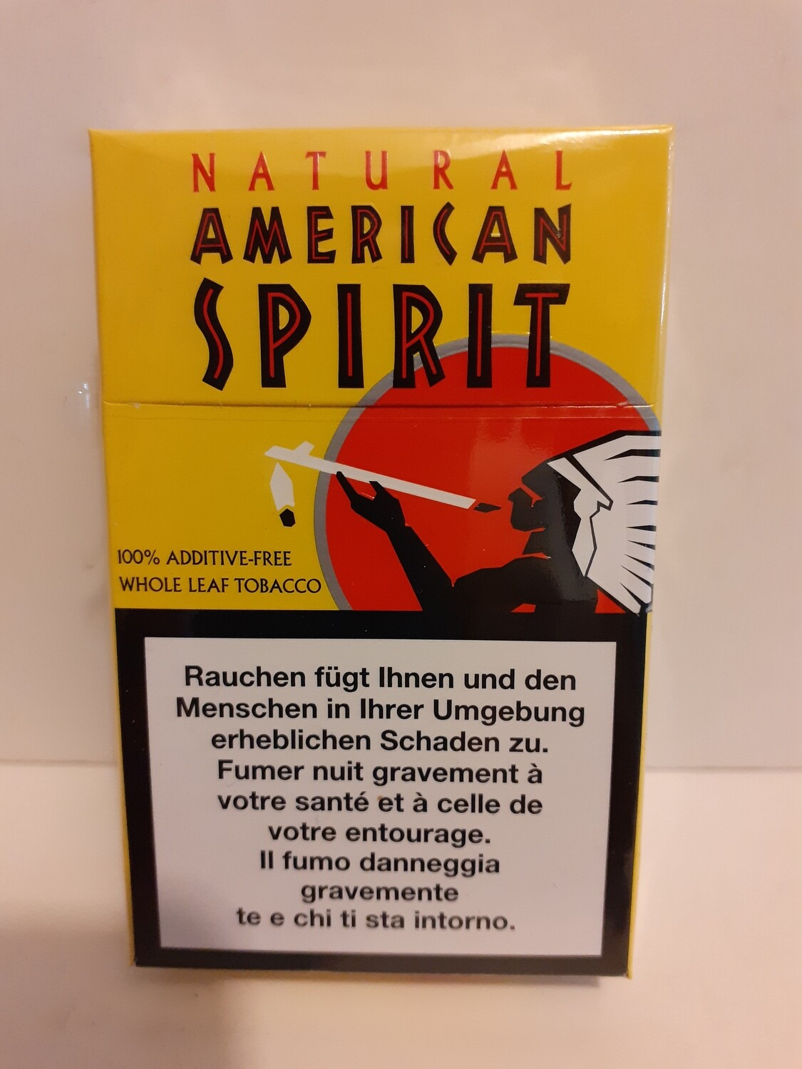 Tobacco Natural American Spirit
