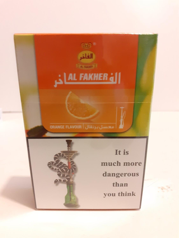 Orange Flavour AL Fakher